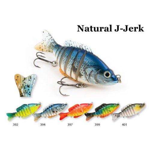 Воблер Raiden Natural J-Jerk, Длина: 100 мм Вес: 24 гр. Цвет: 401