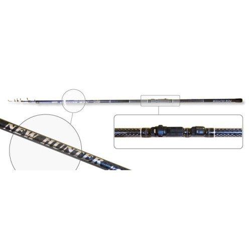 Удилище телескоп угольное Line Winder 0401 New Hunter, Длина: 6,0 м (1,22 м.) Вес: 300 гр. Тест: (10-30) гр., арт: 2916608142 - Поплавочные