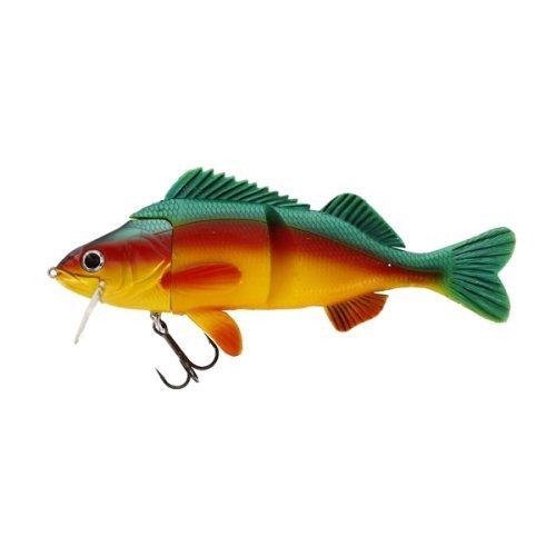 Свимбэйт Percy the Perch Low Floating Parrot Special WS08604, Длина: 200 мм,Вес: 100 гр., арт: 4017337198 - Воблеры
