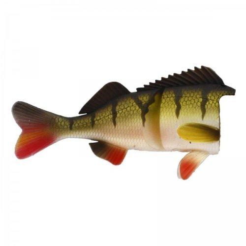 Сменное тело Percy the Perch Spare Body Low Floating Dull Perch, Длина: 200 мм,Плавающий, арт: 4270298708 - Воблеры