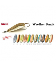 Блесна колебалка незацепляйка Akara Action Series Weedless Bandit