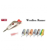 Блесна колебалка незацепляйка Akara Action Series Weedless Runner