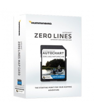 Humminbird, Карта для эхолота SD AUTOCHART ZeroLine Europe, арт.600033-1M