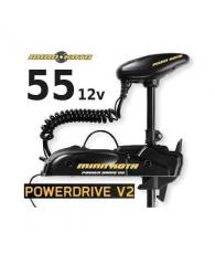 Лодочный электромотор Minn Kota POWERDRIVE 55PD V2/AP/139см/12V