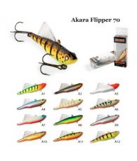 Воблер Akara раттлин Flipper