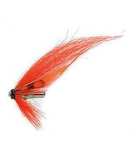 Лососевая муха UF Flom Mirror Orange/Mirror US Tube M