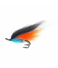 Лососевая муха UF Thunder'n Blue Double #6