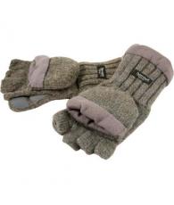 Рукавицы-перчатки Tagrider 1065-1 беспалые вязаные темные