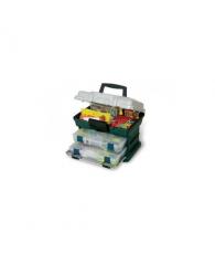 Ящик с 2 коробками и верхним отсеком для аксессуаров Plano 1362-00