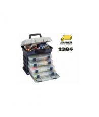 Ящик Plano с 4 коробками и верхним отсеком для аксессуаров 1364-00