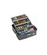 Ящик с 3х уровневой системой хранения приманок, 29-39 отсеков Plano 6134-02