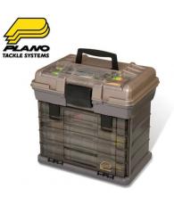 Ящик с 4 коробками и верхним отсеком для аксессуаров Plano 1374-01