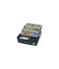 Ящик с 3х уровневой системой хранения приманок Plano 6133-06