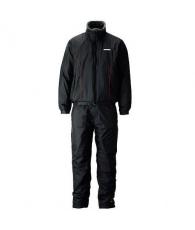 Поддёвка Shimano Lightweight Thermal Muit MD041J черн с красн. полосой, черные штаны