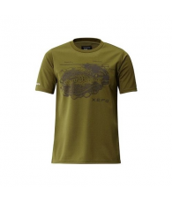 Футболка XEFO?T-Shirts SH-296N Оливковый