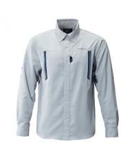 Рубашка SHIMANO?AIRVENTI Fishing Shirts SH-099N Серый