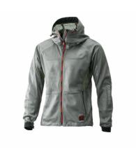 Куртка Shimano Nexus MS Mesh Parka JA-006N Серебро