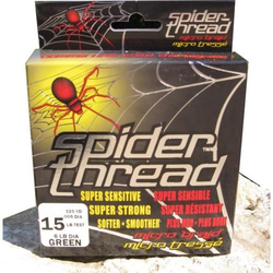 Шнур Spaider Thread зеленый 115м