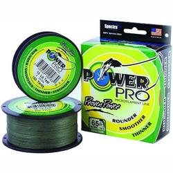 Плетёный шнур  Power Pro 92м Moss Green